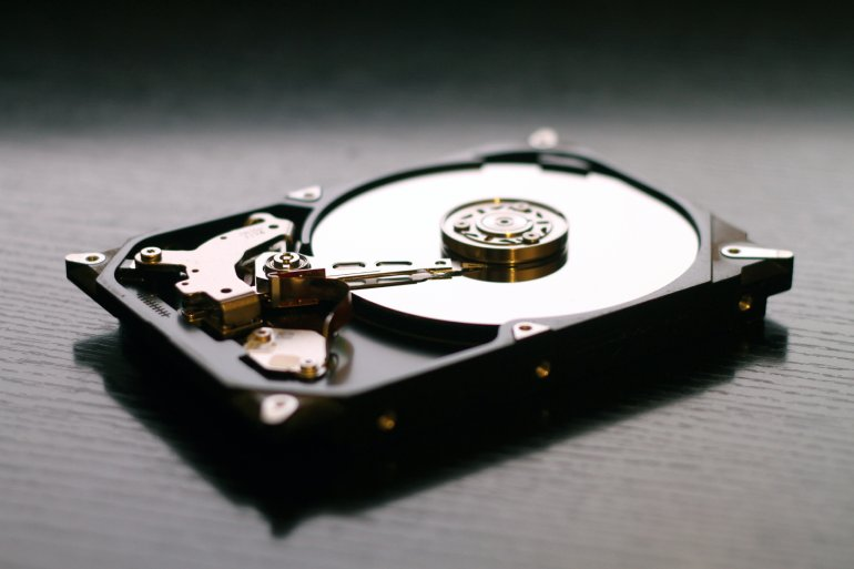 hard disk encryption