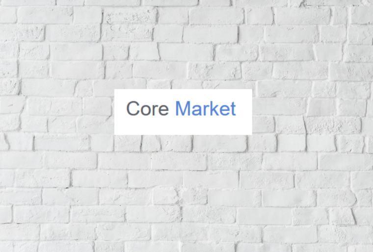 Core Market logo