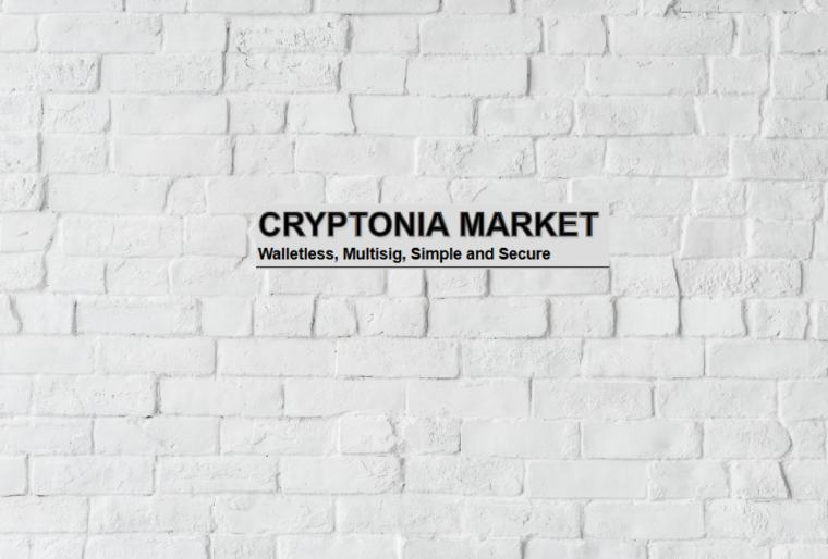 Cryptonia Market logo