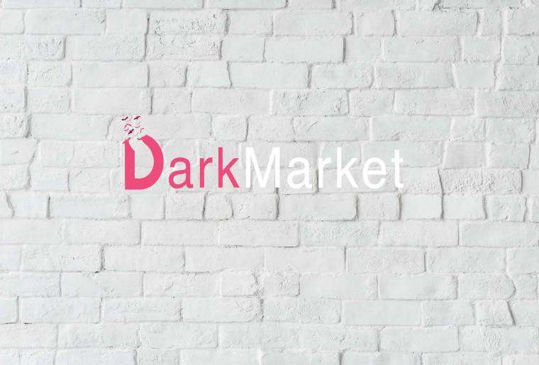 Dark Market logo