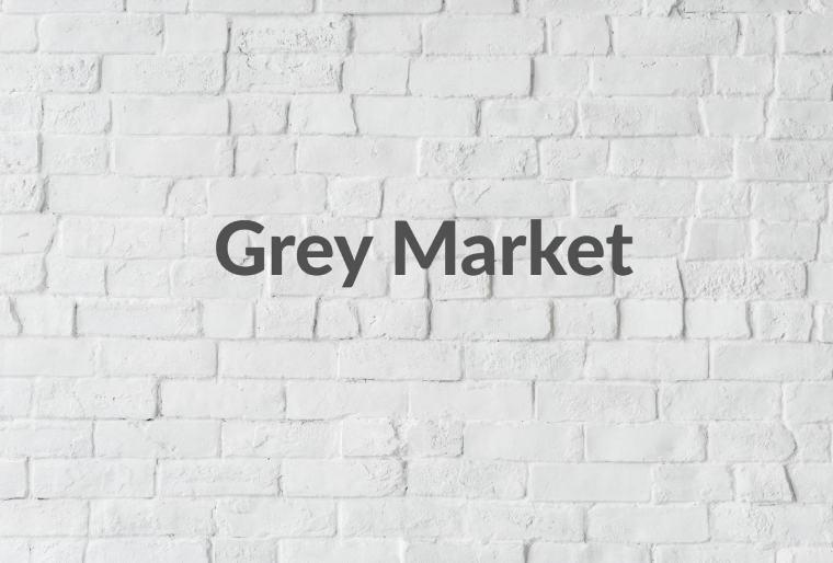 grey market logo