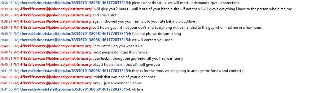 conversation with godman666