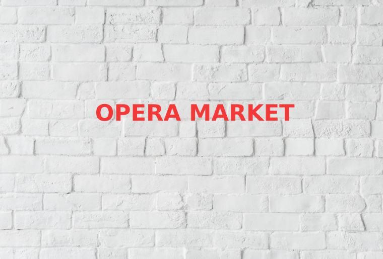 opera market logo