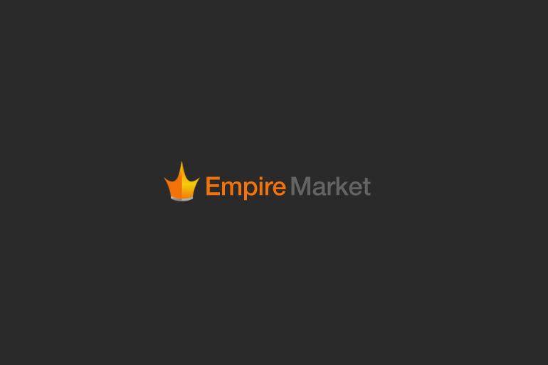 empire market logo exit scam
