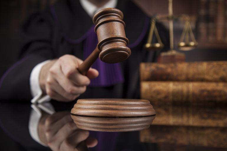 judge sentenced to prison
