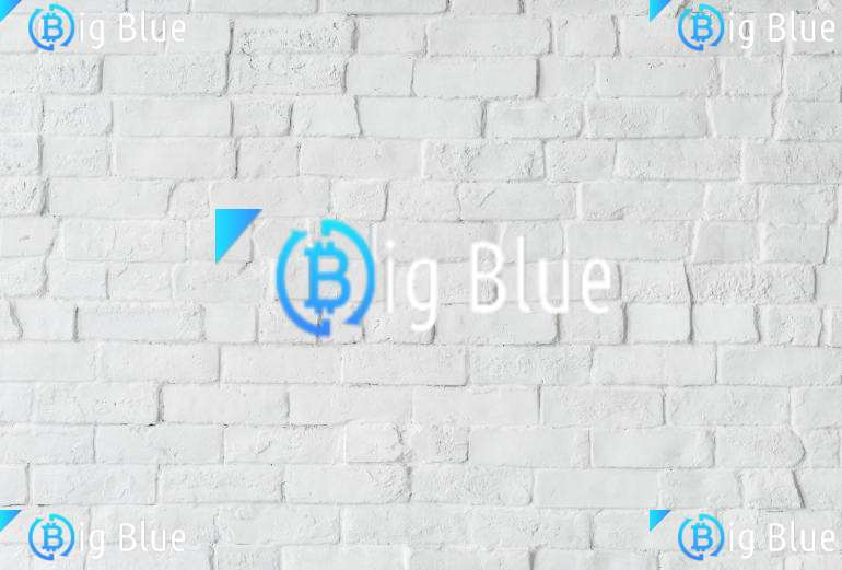 Big Blue Market logo