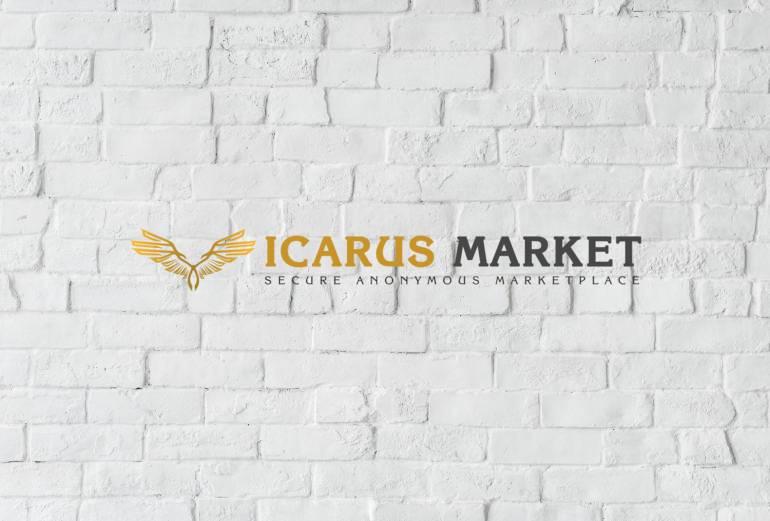 icarus market logo