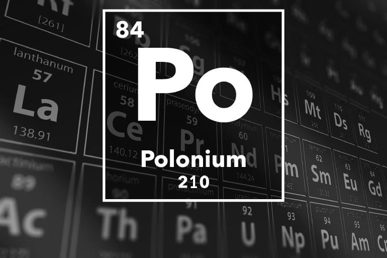 polonium 210 dark web
