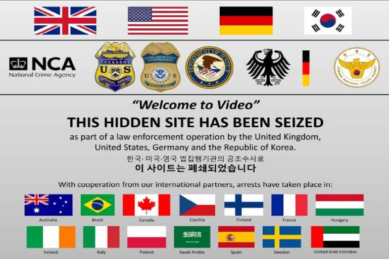 welcome to video seized