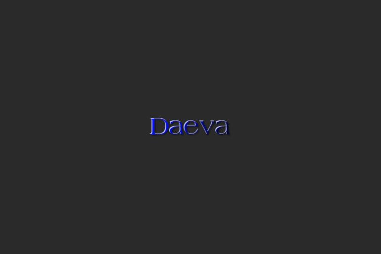 daeva market logo