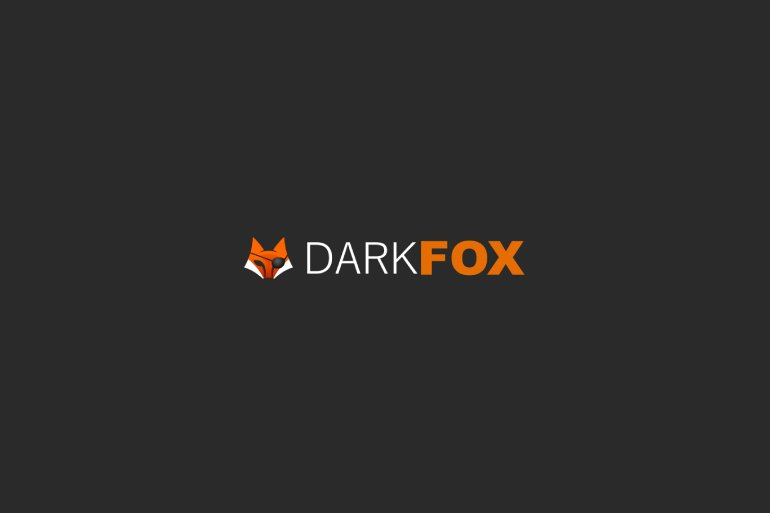 dark fox market logo