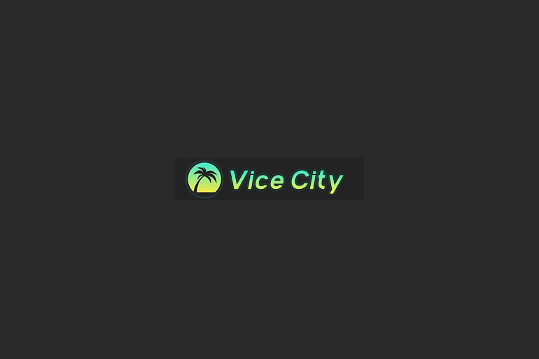 vice city market logo