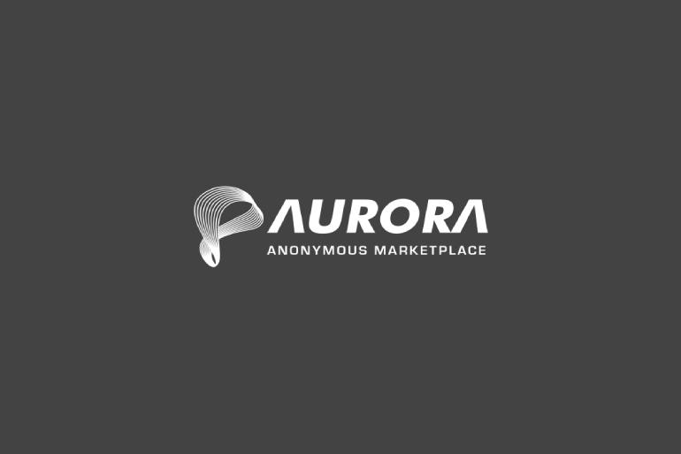 aurora market logo
