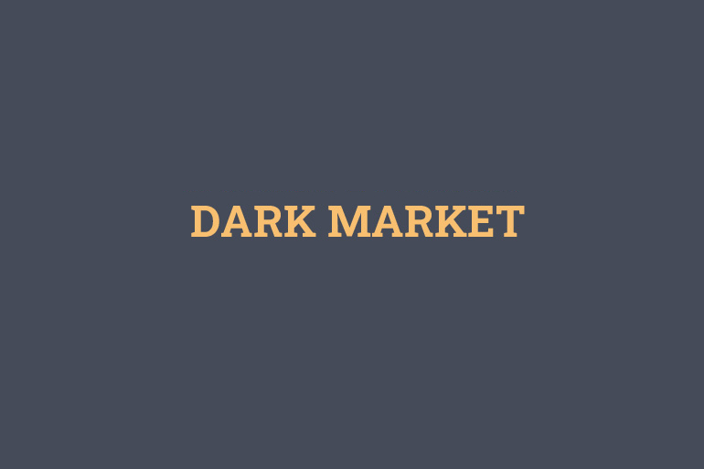 dark market arrests