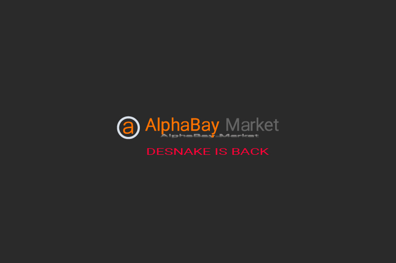 alphabay market is back